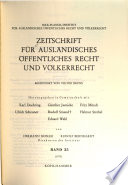 Heidelberg journal of international law