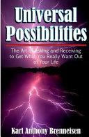 Universal Possibilities Book PDF
