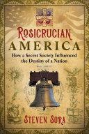 Rosicrucian America Pdf/ePub eBook
