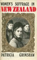 Women s Suffrage in New Zealand