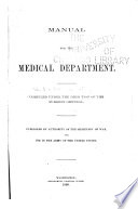 Manual for the Medical Department, United States Army