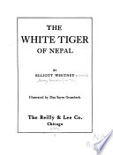 The White Tiger of Nepal