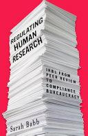 Regulating Human Research