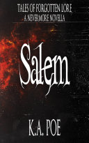 Salem, A Tales of Forgotten Lore Novella (Nevermore) [Pdf/ePub] eBook