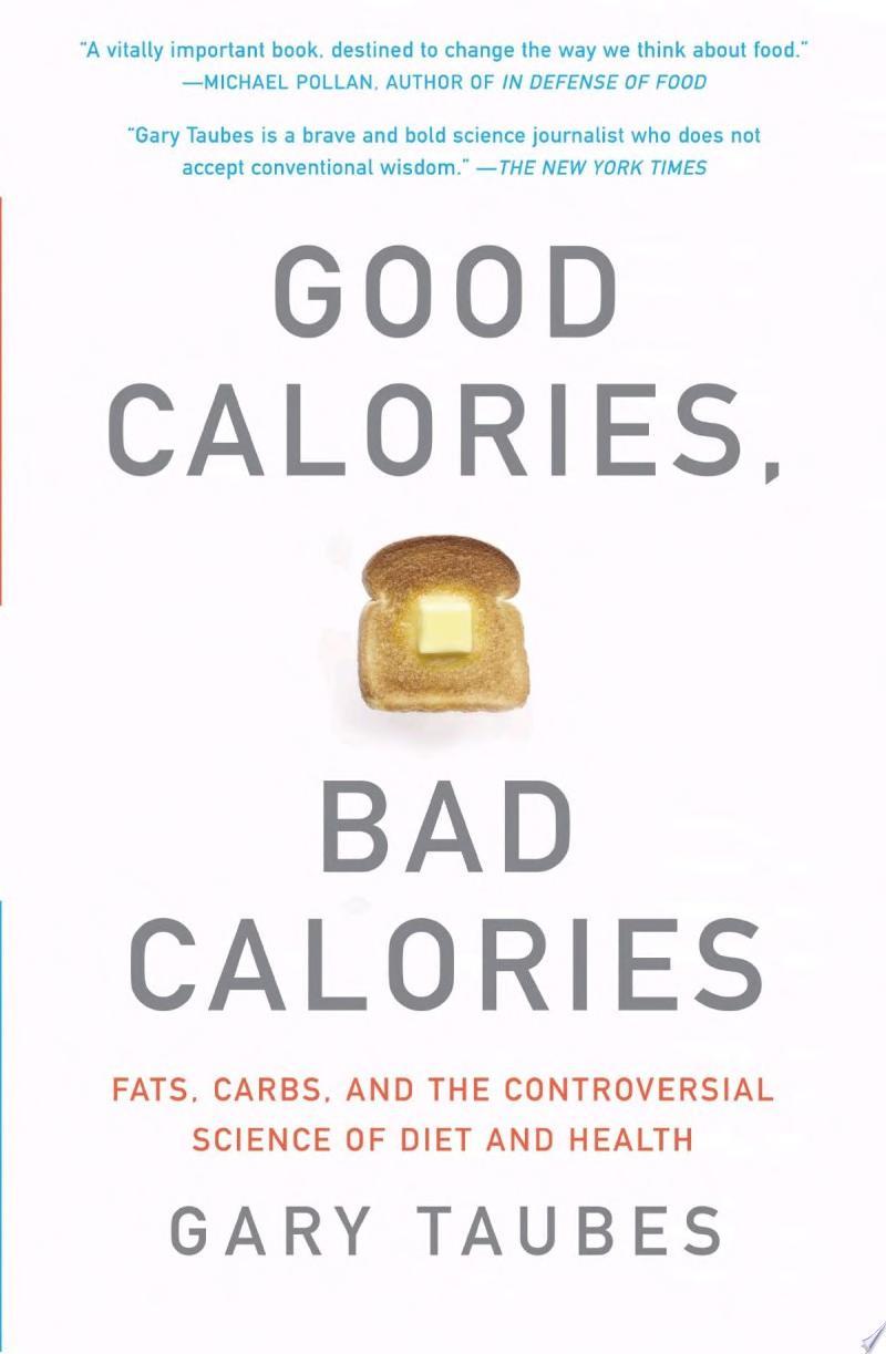 Good Calories, Bad Calories banner backdrop