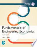 Fundamentals of Engineering Economics, Global Edition