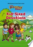 The Beginner s Bible Kid Sized Devotions