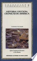 Relaciones literarias entre España y América en los siglos XVI y XVII