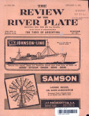 THE REVIEW OF THE RIVER PLATE VOL  CXX 3266 SEPTEMBER 11 1956