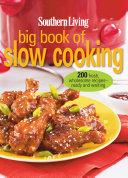 Southern Living Big Book of Slow Cooking Pdf/ePub eBook