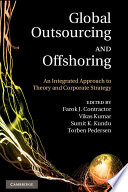 Global Outsourcing And Offshoring Book PDF