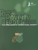 Rural Poverty Report 2001