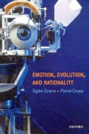 Emotion  Evolution  and Rationality