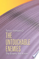 The Untouchable Enemies Book