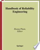 Handbook of Reliability Engineering Book