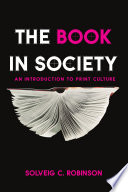 The Book in Society
