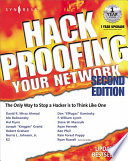 """Hack Proofing Your Network"" by Syngress"