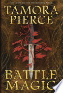 """Battle Magic"" by Tamora Pierce"