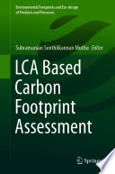 LCA Based Carbon Footprint Assessment