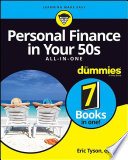 Personal Finance in Your 50s All in One For Dummies