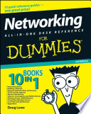 """Networking All-in-One Desk Reference For Dummies"" by Doug Lowe"