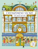 Doll s House Department Store Sticker Book