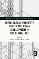Intellectual Property Rights and ASEAN Development in the Digital Age Pdf/ePub eBook
