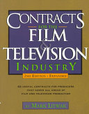 Contracts for the Film   Television Industry