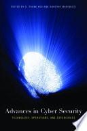 Advances In Cyber Security Book PDF
