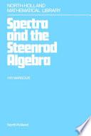 Spectra and the Steenrod Algebra