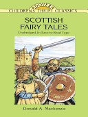 Scottish Fairy Tales Book