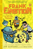 Pdf Frank Einstein and the Electro-Finger (Frank Einstein series #2)
