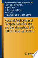 Practical Applications of Computational Biology and Bioinformatics  13th International Conference