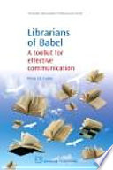 Librarians of Babel Book