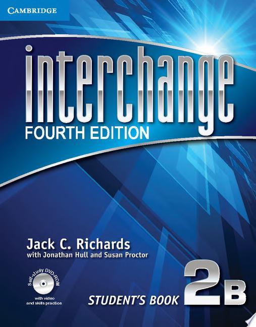 Interchange Level 2 Student s Book B with Self study DVD ROM