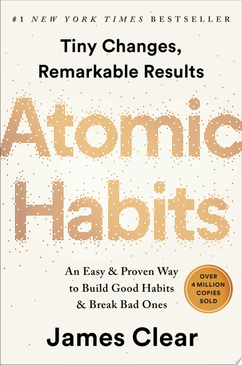 Atomic Habits image