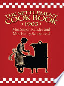 """The Settlement Cook"" by Simon Kander, Henry Schoenfeld"
