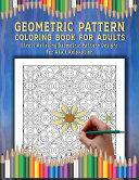 Geometric Pattern Coloring Book