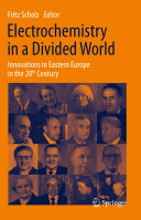 Pdf Electrochemistry in a Divided World Telecharger