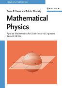 Mathematical Physics Pdf/ePub eBook