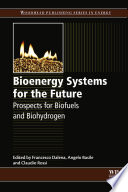 Bioenergy Systems for the Future