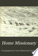 The Home Missionary Book