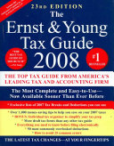 The Ernst Young Tax Guide