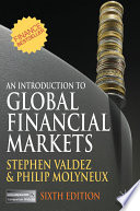 An Introduction to Global Financial Markets Book