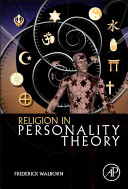Religion in Personality Theory Book
