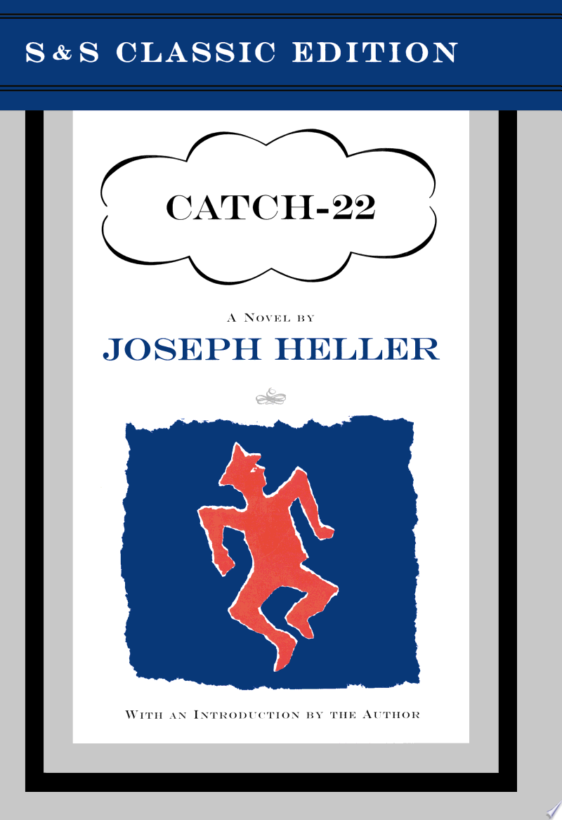 Catch-22 banner backdrop