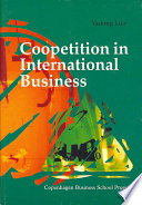 Coopetition In International Business Book PDF
