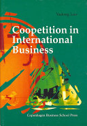 Coopetition in International Business