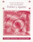 Lecturas Literarias Para Acompanar Punto Y Aparte