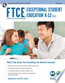 FTCE Exceptional Student Education K 12  061  Book   Online 2e
